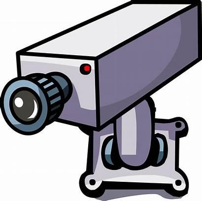 Security Camera Clipart Cameras Cctv Penguin Social