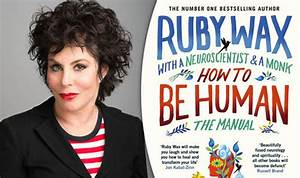 Ruby Wax Opens Up About Mental Health And How To Train Our