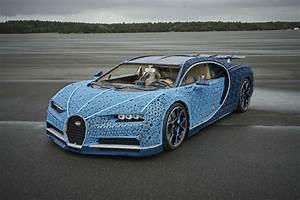 Fiche Technique Bugatti Chiron : bugatti chiron une r plique en lego l 39 chelle 1 photo 13 l 39 argus ~ Medecine-chirurgie-esthetiques.com Avis de Voitures