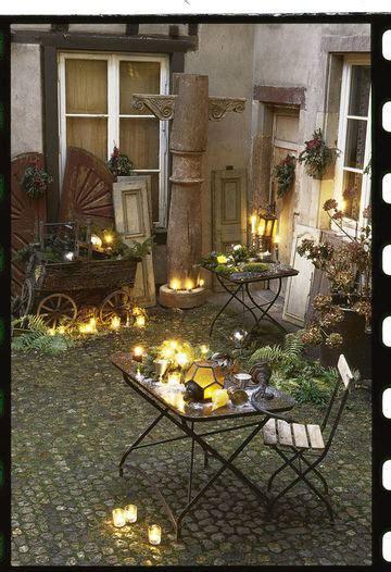 d 233 coration de no 235 l en ext 233 rieur 6 id 233 es 224 chiper garden ideas para and navidad