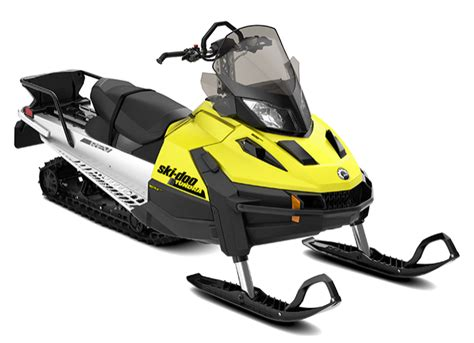 Tundra Sport-utility Snowmobile
