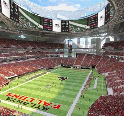 field turf selected  mercedes benz stadium football