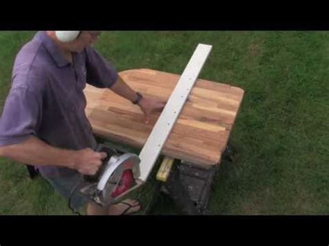 how to cut a butcher block countertop easy ikea butcher block countertop cutting technique