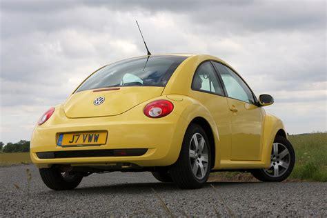 volkswagen hatchback volkswagen beetle hatchback review 1999 2010 parkers