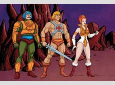 HeMan and Skeletor Are Back As Car and Insurance Salesmen