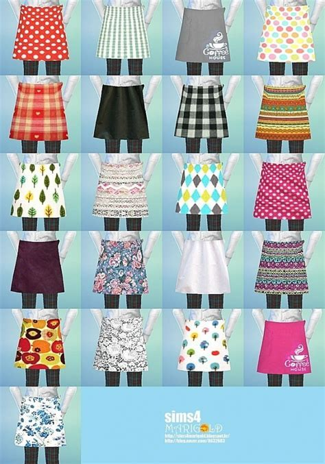 Male ACC apron at Marigold » Sims 4 Updates