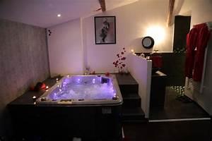 location chambre romantique a chateuneuf sur isere pour With location chambre avec jacuzzi privatif herault