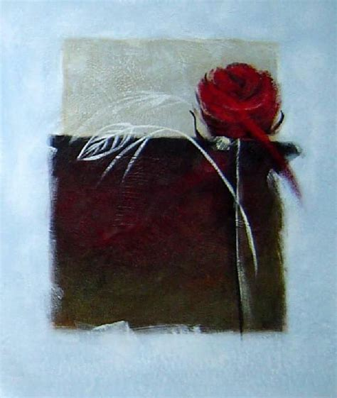peinture moderne abstraite fleurs peinture moderne http www peintures sur toile peintures toiles fleurs xsl 246