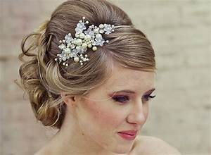 HAIRSTYLES WITH HEADBANDS FOR THE ULTIMATE BRIDAL LOOK