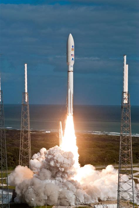 United Launch Alliance launch of a Atlas V 541 ...