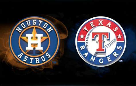 texas rangers  houston astros  mlb en vivo hd