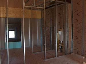 isolation mur salle de bain dootdadoocom idees de With isolation salle de bain