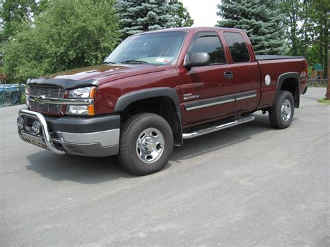 2003 Chevrolet Silverado 2500hd  Overview Cargurus