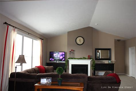 Painting Accent Walls In Living Room Interior Decorating