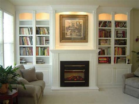 bookcases next to fireplace beautiful built in bookshelves around fireplace inside