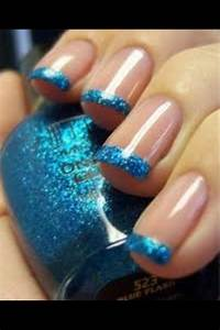 Blue Acrylic Nail Designs | Nail Designs, Hair Styles ...