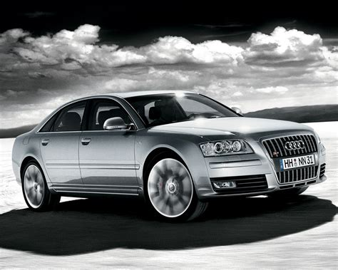 Audi A8 Backgrounds by Audi A8 A8l 4 2 W12 S8 Quattro Free 1280x1024