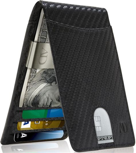 It is offering a vintage look and and easy access. Access Denied - Slim Bifold Wallets For Men - Money Clip Wallet RFID Blocking Front Pocket ...