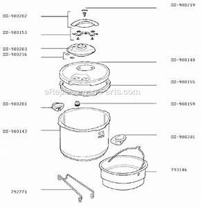 27 Power Pressure Cooker Xl Parts Diagram