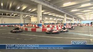 Piste De Karting : une piste de kart indoor monaco youtube ~ Medecine-chirurgie-esthetiques.com Avis de Voitures