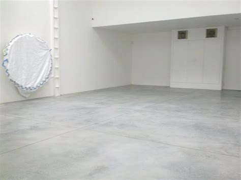 Ashe White Floors, Lisson Gallery   Steyson Granolithic