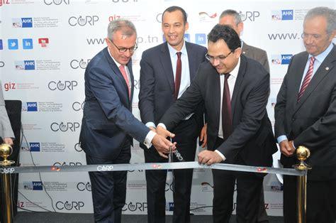 tunisie inauguration du premier centre d orientation et de reconversion professionnelle corp