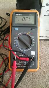 Robin Ar 4011 Professional Multimeter  In Wv16 Bridgnorth