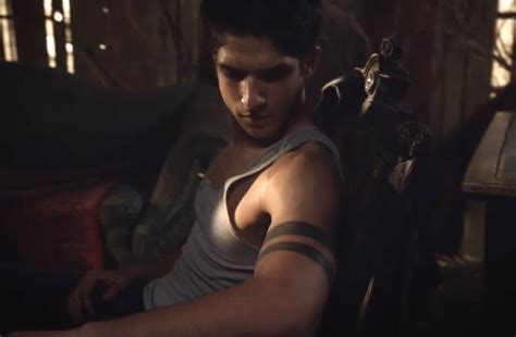 """Teen Wolf Returns, Gets """"tattoo""""  Blog  The Film Experience"""
