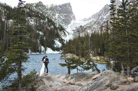 rocky mountain national park elopement mallory  brian