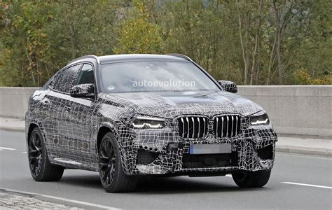 2020 Bmw X6 by 2020 Bmw X6 M Spied Up And Personal Autoevolution