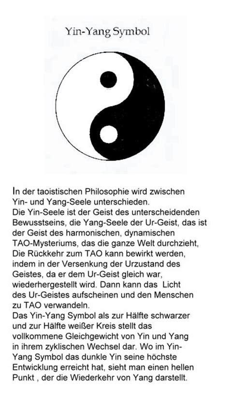 yin yang bedeutung nicht allt 228 gliche wirklichkeit