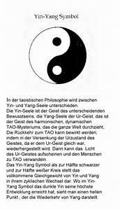 Bedeutung Yin Und Yang : nicht allt gliche wirklichkeit ~ Frokenaadalensverden.com Haus und Dekorationen
