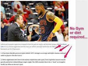Test Boost Elite Review  Does Lebron James Take This Supplement