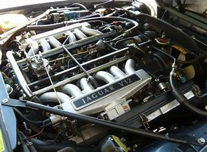 Jaguar V12 Engine