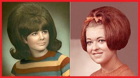 60s Fashion Hairstyles by Hairstyle That Defined The 1960s