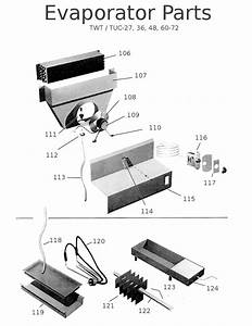 True Repair Parts For Undercounter And Worktop Refrigerators And Freezers