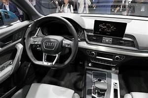 Audi Q5 Interieur : audi q5 2017 toutes les infos officielles du nouveau suv premium photo 22 l 39 argus ~ Voncanada.com Idées de Décoration