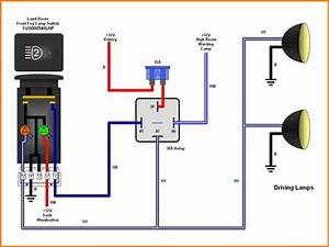 30 40 Amp Relay Wiring Diagram
