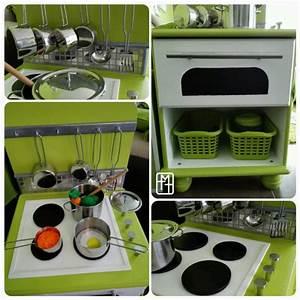 fabriquer cuisine bois enfant myqtocom With fabriquer une cuisine enfant