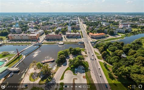 Jelgavas 360 grādu Aero Foto Panorāma | AERO FOTO, VIDEO ...