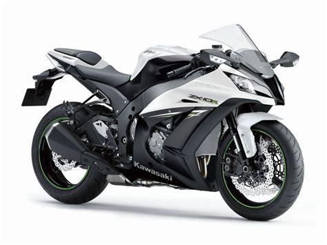 Kawasaki Zx-10r Ninja Bilder Und Technische Daten