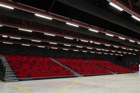 salle de spectacle le tigre tribune t 233 lescopique du tigre 224 margny l 232 s compi 232 gne
