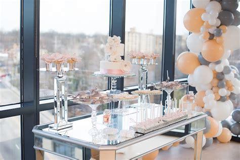 Kara's Party Ideas Elegant Dior Inspired Birthday Party