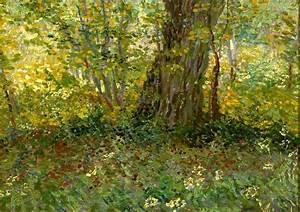 Van Gogh  Undergrowth  1887  Oil On Canvas  Centraal