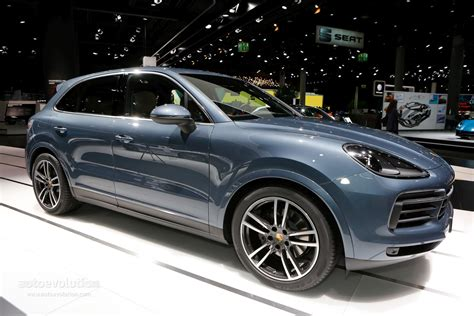 "2019 Porsche Cayenne Turbo Is A ""sportscar Together"" In"