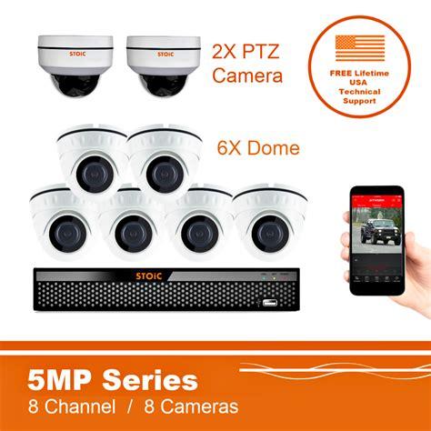 sas dmp stoic technologies mp security camera system