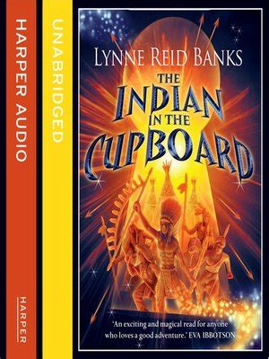 Indian In The Cupboard Book Review by Lynne Banks 183 Overdrive Rakuten Overdrive Ebooks
