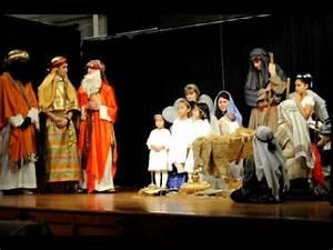 Christmas Play '10 - Mary & Joseph + 3 Kings - YouTube