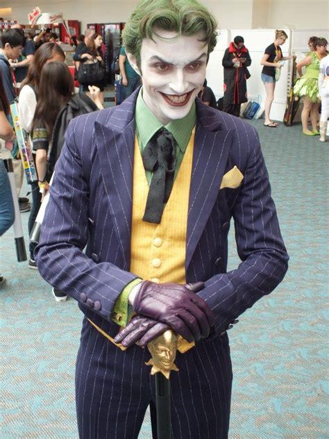 The Joker Cosplay Comic Con 2012 Cool Costume The