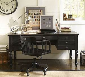 Vintage style office desk decoist for Vintage desks for home office